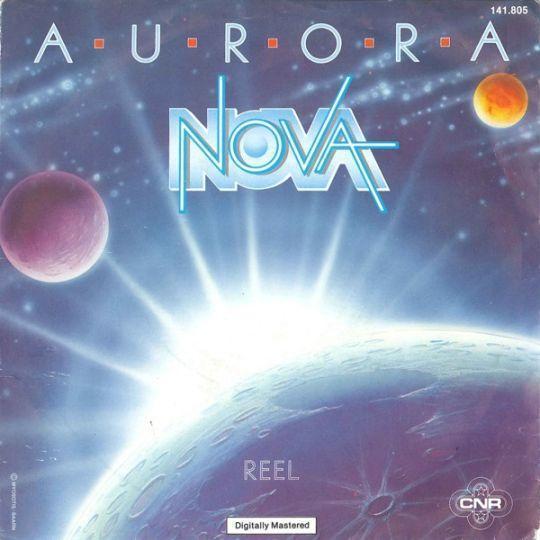 Coverafbeelding Aurora - Nova