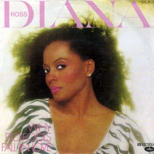 Coverafbeelding Diana Ross - Why Do Fools Fall In Love