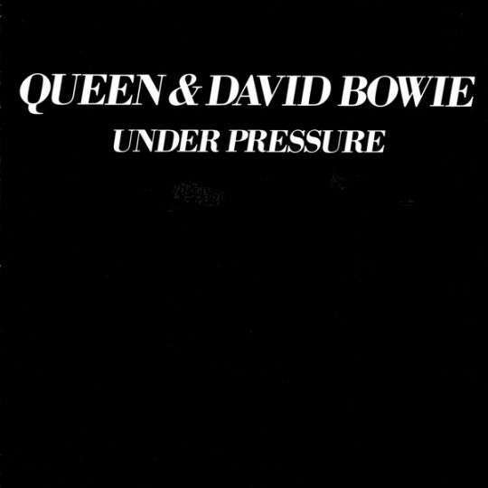Coverafbeelding Under Pressure - Queen & David Bowie