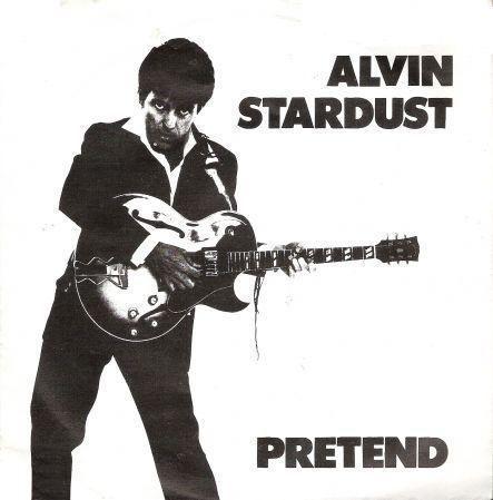 Coverafbeelding Alvin Stardust - Pretend