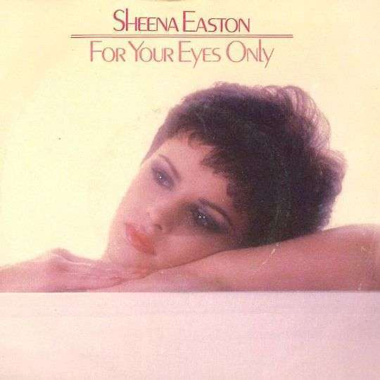 Coverafbeelding Sheena Easton - For Your Eyes Only