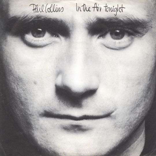 Coverafbeelding Phil Collins - In The Air Tonight