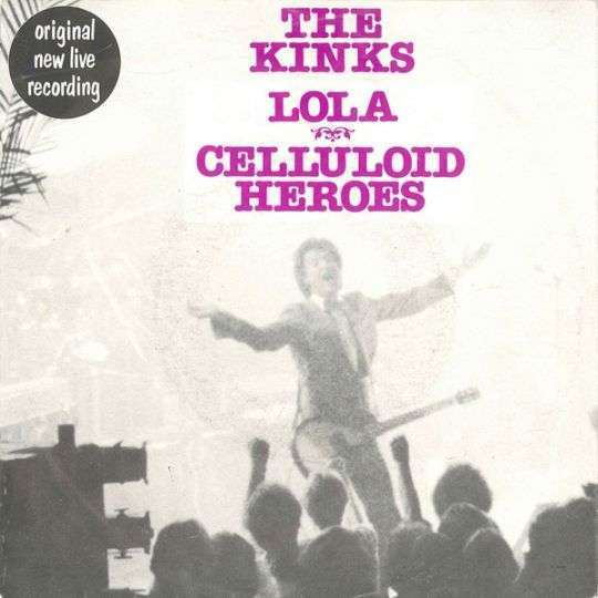 Coverafbeelding Lola [Live] - The Kinks
