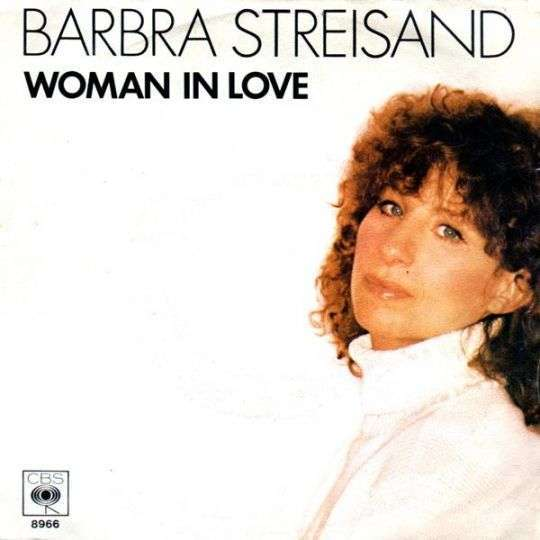 Coverafbeelding Woman In Love - Barbra Streisand