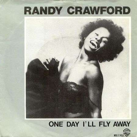 Coverafbeelding Randy Crawford - One Day I'll Fly Away