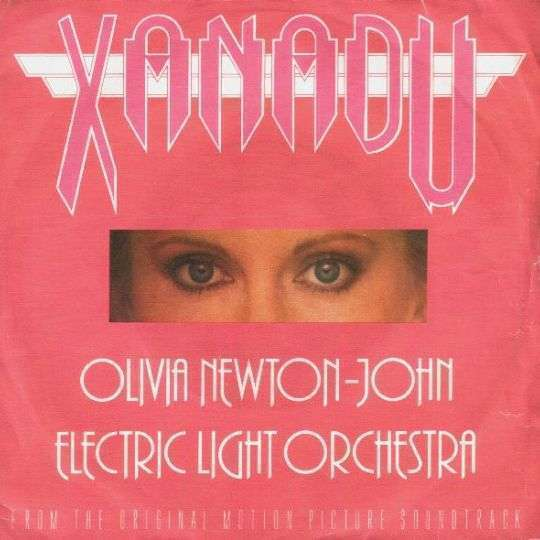 Coverafbeelding Xanadu - Olivia Newton-John & Electric Light Orchestra