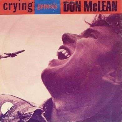 Coverafbeelding Crying - Don Mclean