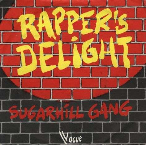 Coverafbeelding Sugarhill Gang - Rapper's Delight