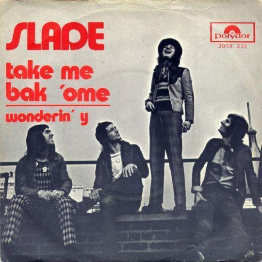 Coverafbeelding Take Me Bak 'ome - Slade