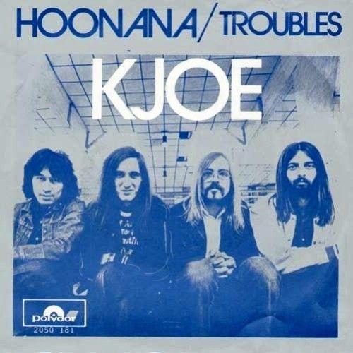 Coverafbeelding Hoonana - Kjoe