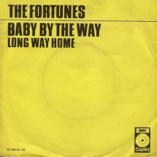 Coverafbeelding The Fortunes - Baby By The Way
