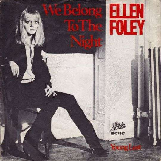 Coverafbeelding We Belong To The Night - Ellen Foley