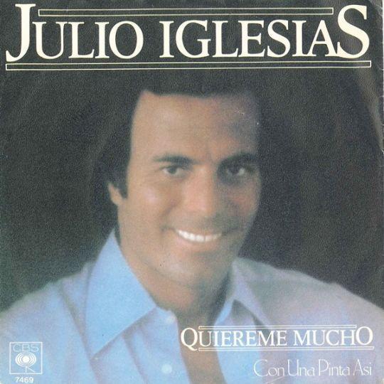Coverafbeelding Quiereme Mucho - Julio Iglesias
