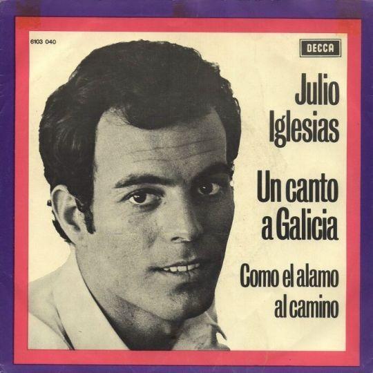Coverafbeelding Un Canto A Galicia - Julio Iglesias