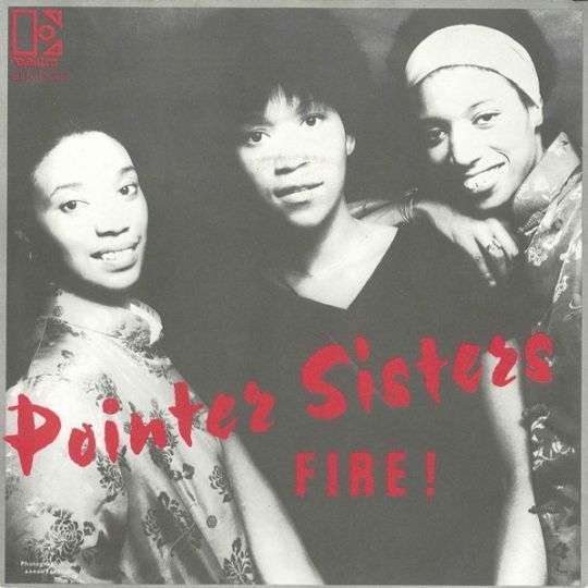 Coverafbeelding Fire! - Pointer Sisters