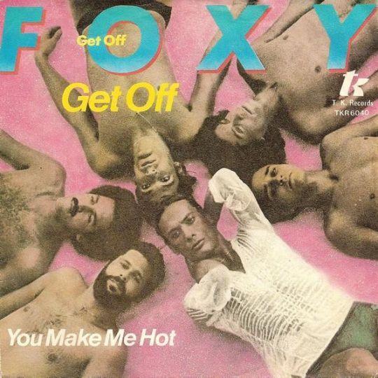 Coverafbeelding Foxy - Get Off