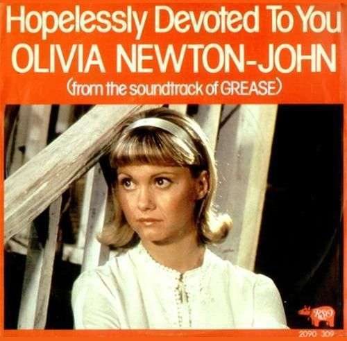 Coverafbeelding Hopelessly Devoted To You - Olivia Newton-john