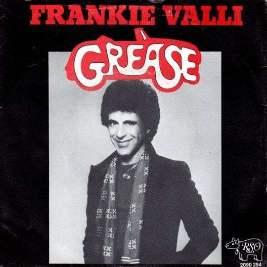 Coverafbeelding Grease - Frankie Valli