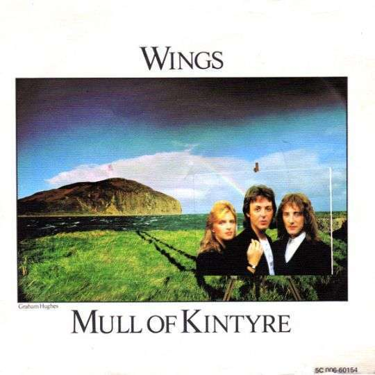 Coverafbeelding Wings - Mull Of Kintyre