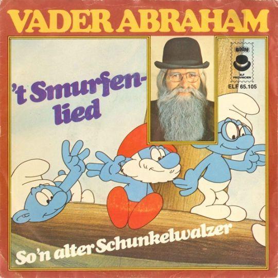 Coverafbeelding 't Smurfenlied - Vader Abraham