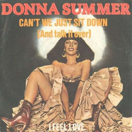 Coverafbeelding I Feel Love - Donna Summer