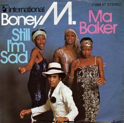 Coverafbeelding Ma Baker - Boney M.