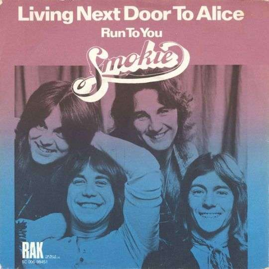Coverafbeelding Living Next Door To Alice - Smokie