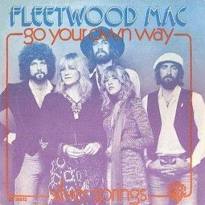 Coverafbeelding Fleetwood Mac - Go Your Own Way