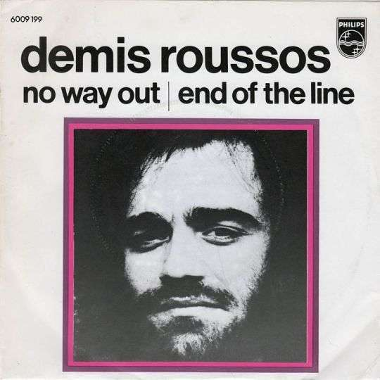 Coverafbeelding No Way Out - Demis Roussos
