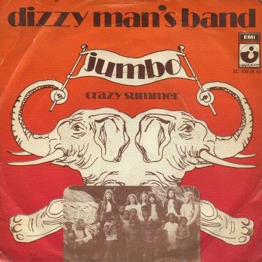 Coverafbeelding Jumbo - Dizzy Man's Band
