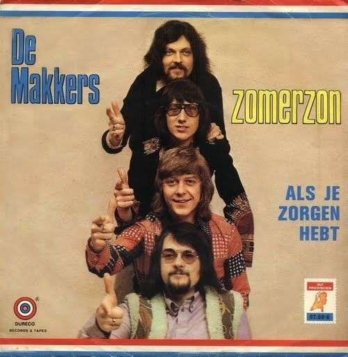 Coverafbeelding Zomerzon - De Makkers