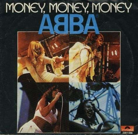 Coverafbeelding Money, Money, Money - Abba