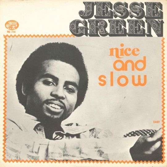 Coverafbeelding Jesse Green - Nice And Slow