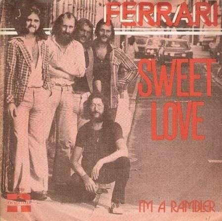 Coverafbeelding Sweet Love - Ferrari