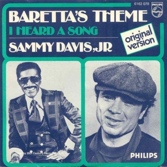 Coverafbeelding Sammy Davis, Jr - Baretta's Theme