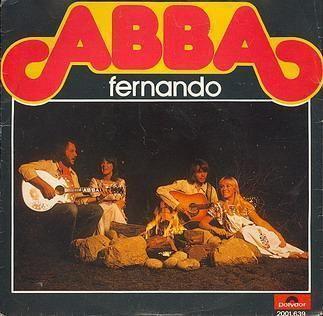 Coverafbeelding Fernando - Abba
