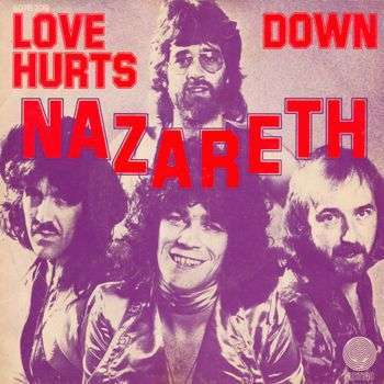 Coverafbeelding Nazareth - Love Hurts