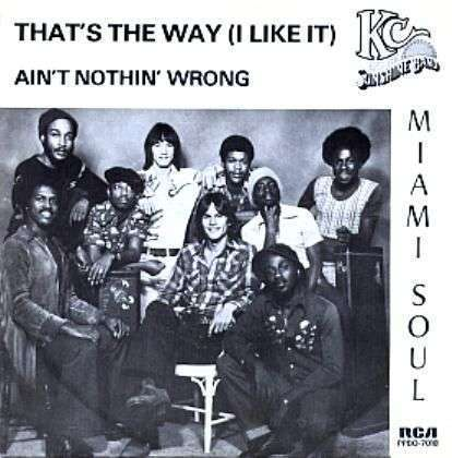 Coverafbeelding That's The Way (I Like It) - Kc And The Sunshine Band