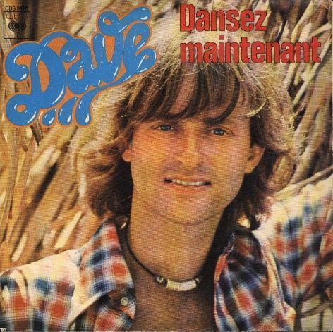 Coverafbeelding Dansez Maintenant - Dave