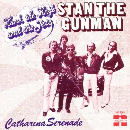 Coverafbeelding Hank The Knife and The Jets - Stan The Gunman