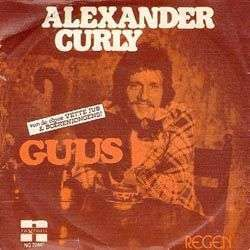 Coverafbeelding Alexander Curly - Guus