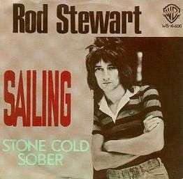 Coverafbeelding Sailing - Rod Stewart
