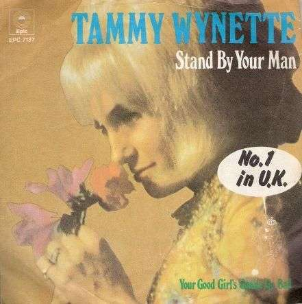 Coverafbeelding Stand By Your Man - Tammy Wynette