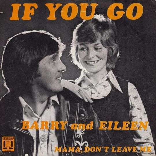 Coverafbeelding If You Go - Barry And Eileen