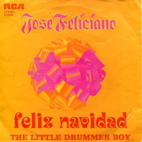 Coverafbeelding Feliz Navidad - Jose Feliciano