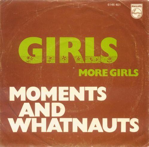 Coverafbeelding Moments and Whatnauts - Girls