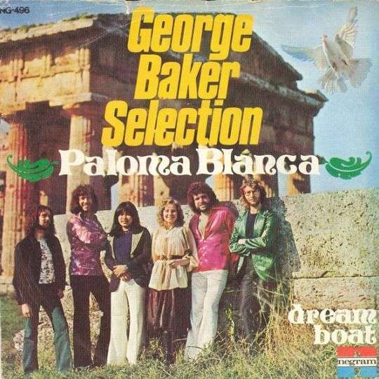 Coverafbeelding Paloma Blanca - George Baker Selection