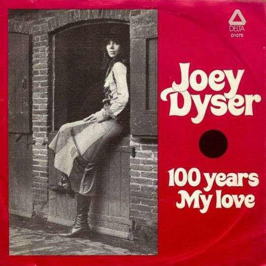 Coverafbeelding Joey Dyser - 100 Years