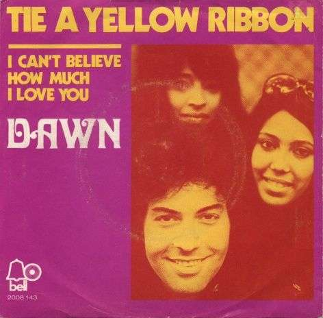 Coverafbeelding Tie A Yellow Ribbon - Dawn