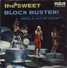 Coverafbeelding Block Buster! - The Sweet